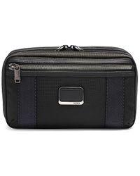 Tumi Alpha Bravo Reno Kit Messenger Bags - Black