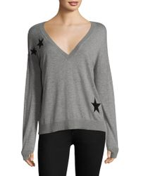 Feel The Piece - Violetta V-neck Sweater - Lyst