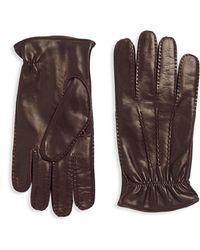 Portolano | Leather Gloves | Lyst