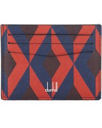 Dunhill | Cadogan Leather Credit Card Case | Lyst