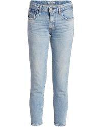 Moussy Remington Skinny Jeans - Blue