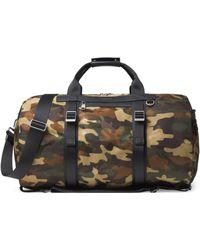 Michael Kors - Kent Camo Backpack Duffle Bag - Lyst