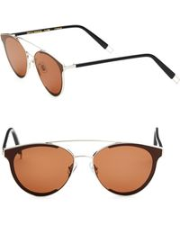 9ff52bd3b5 Lyst - Gentle Monster X Kong Type 2 59mm Round Sunglasses in Metallic