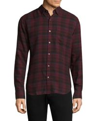 Bonobos - Slim-fit Brushed Twill Casual Button-down Shirt - Lyst