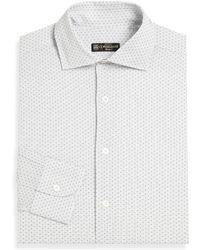 Corneliani - Dotted Dress Shirt - Lyst