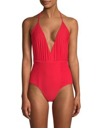 6 Shore Road By Pooja - Coast One Piece Swimsuit - Lyst