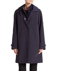 Jane Post - Double Coat - Lyst