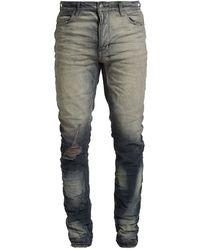 Ksubi Van Winkle Skinny Jeans - Blue