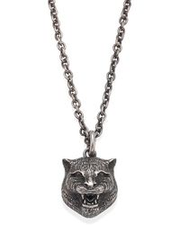 Gucci Necklace - Metallic