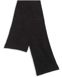 Saks Fifth Avenue - Speckled Cashmere Scarf - Lyst