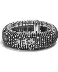 David Yurman - Tempo Bracelet With Diamonds - Lyst