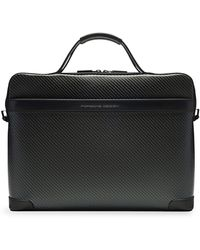 Porsche Design Carbon Briefbag - Black