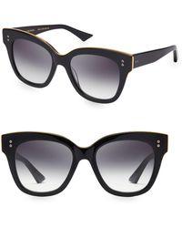 295c712d7f98 Dita Eyewear - Day Tripper 55mm Oversized Sunglasses - Lyst