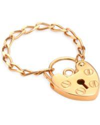 Ginette NY - Providence 18k Rose Gold Ring - Lyst