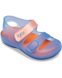 IGOR - Bondi Jelly Sandals - Lyst