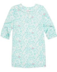 Vineyard Vines - Little Girl's & Girl's Sealife Printed Tunic - Lyst