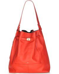 Jason Wu - Softy Leather Bucket Bag - Lyst