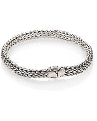 John Hardy - Kali Sterling Silver Small Chain Bracelet - Lyst