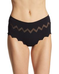 Marysia Swim - Aloha Mesh Bikini Bottom - Lyst