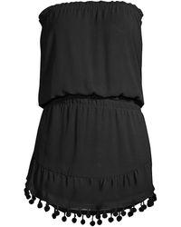 Ramy Brook Marcie Mini Dress - Black