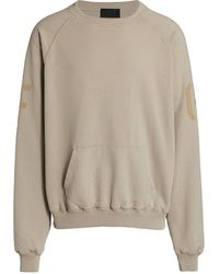 Fear Of God Cotton Crewneck Sweater - Multicolor