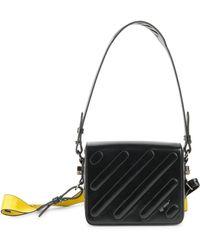Off-White c/o Virgil Abloh - Mini Metal Flap Shoulder Bag - Lyst
