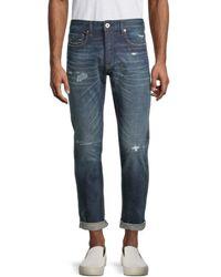 G-Star RAW Japanese Selvedge Jeans - Blue