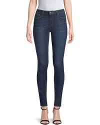 Joe's Jeans - Giselle Mid-rise Skinny Jeans - Lyst
