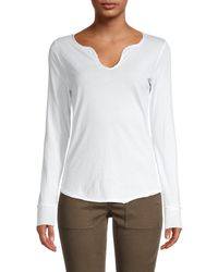 Zadig & Voltaire Definition Of In Love Top - White