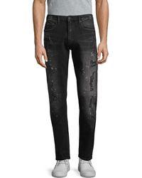 PRPS Sunset Distressed Jeans - Black