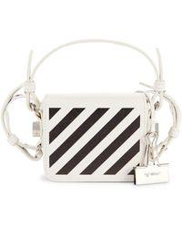 Off-White c/o Virgil Abloh Convertible Shoulder Bag & Belt Bag - Multicolour