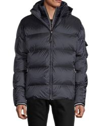 Bogner Men's Simon-d Down Puff Ski Jacket - Navy - Size 40 - Blue
