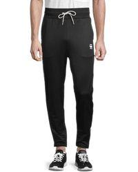 G-Star RAW Men's Satur New Cotton-blend Joggers - Black - Size Xl