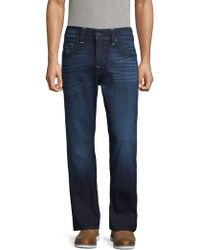 True Religion - Ricky Relaxed Straight Fit Jeans - Lyst