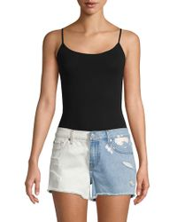 7 For All Mankind Distressed Denim Cut-off Shorts - Multicolor