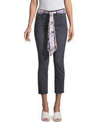 NYDJ Slim-fit Ankle Jeans - Gray