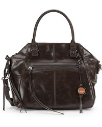 Elliott Lucca - Leather Satchel - Lyst