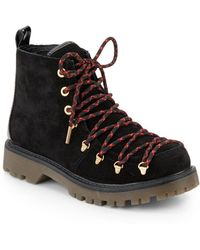 Circus by Sam Edelman - Kane Suede Ankle Boots - Lyst