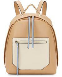 Christopher Kon - Kramer Colorblock Leather Backpack - Lyst