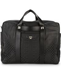 MCM - Moment Voyage Medium Nappa Travel Briefcase - Lyst