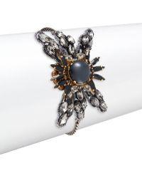 Tataborello - Beaded Crystal Bracelet - Lyst