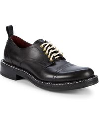Rag & Bone - Milo Oxford Leather Shoes - Lyst