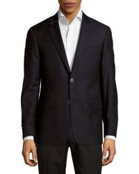 Todd Snyder - Buttoned Wool Jacket - Lyst