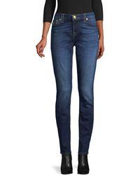 True Religion Low-rise Skinny Jeans - Blue