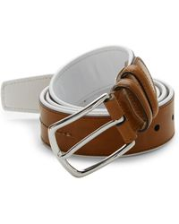 Mezlan - Palma Talco Leather Belt - Lyst