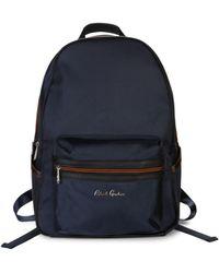 Robert Graham - Men's Chiron Backpack - Navy - Lyst