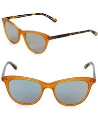 Oliver Peoples Jardinette 52mm Cat's-eye Sunglasses - Yellow