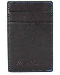 Robert Graham Men's Constantini Rfid Leather Cardholder - Black