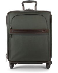 Tumi Continental 22-inch 4-wheel Expandable Carry-on - Grey Brown