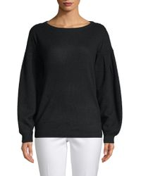 Saks Fifth Avenue - Long-sleeve Cashmere Sweater - Lyst